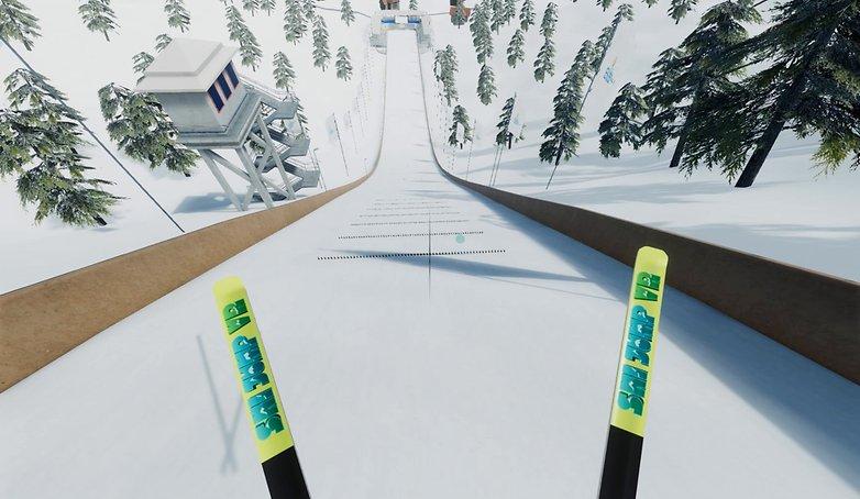 ski jump vr 1
