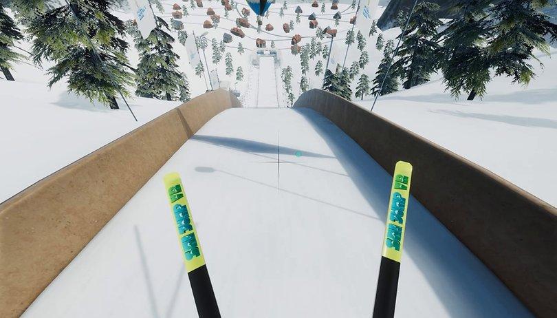 Ski Jump VR im Test: Dabei sein ist alles!
