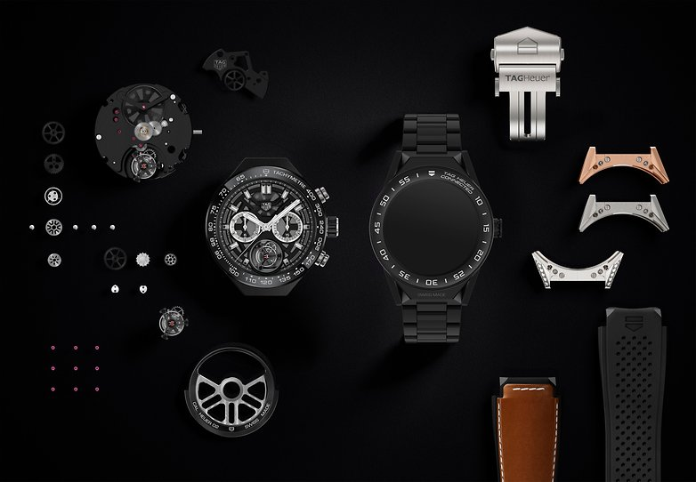 tag heuer connected modular 45 2