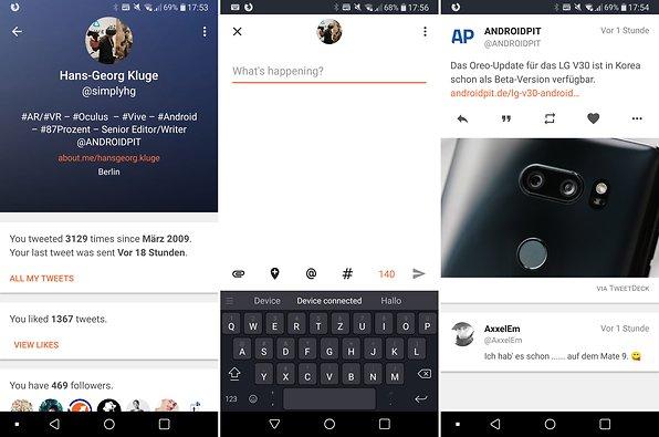 Die besten Twitter-Apps für Android | AndroidPIT
