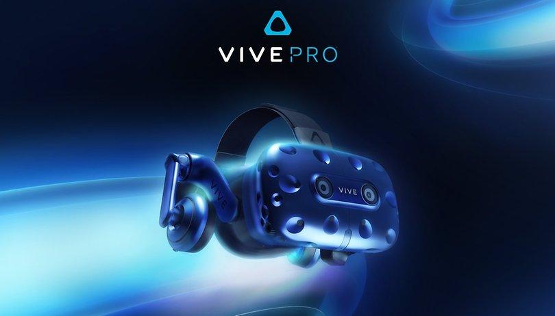 Vive Pro: Komfortabler, schärfer, besser