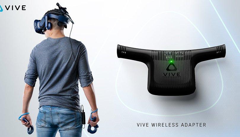 Schneidet die Kabel ab: Wie sich VR aus dem Kabelgewirr befreit