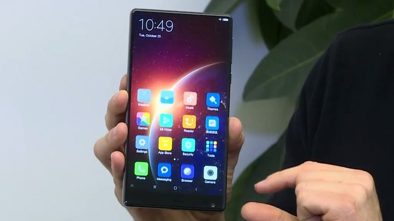 xiaomi mi mix an innovation for the future   androidpit