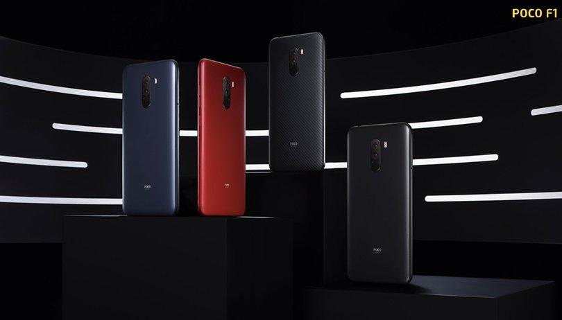 Xiaomi Pocophone F1 offiziell: Europa-Launch am 27. August