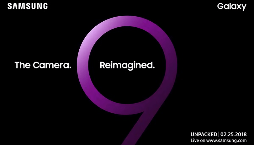 Samsung Galaxy S9: Don't miss the Unpacked event livestream