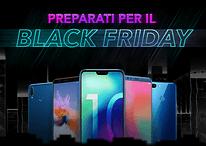 Honor prepara il suo Black Friday: ecco gli smartphone in offerta