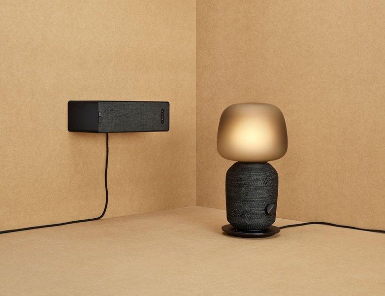 Ikea Sonos Symfonisk Metà Lampada Metà Altoparlante Affare Intero