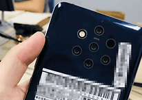 Nokia 9 Pure View: finalmente appare il render stampa