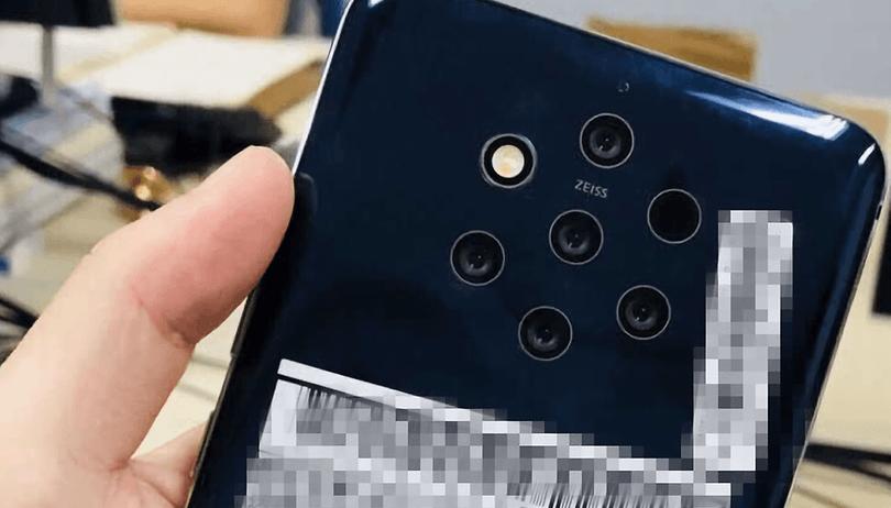 Nokia 10 avrà ben 5 fotocamere, una per ogni occasione