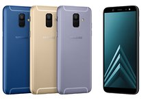 Galaxy A6/A6+ are finally official on Samsung's website