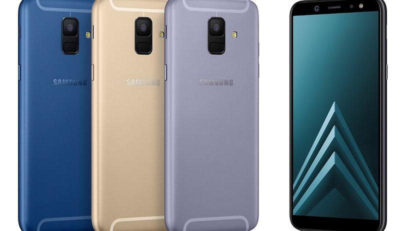 Samsung Galaxy A6 und Galaxy A6+: Die schöne, neue Mittelklasse birgt eine Überraschung