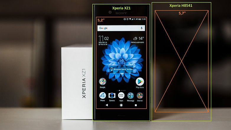 AndroidPIT sony xperia xz1 review 9241