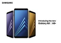 Samsung Galaxy A8 and A8+ (2018) release date confirmed