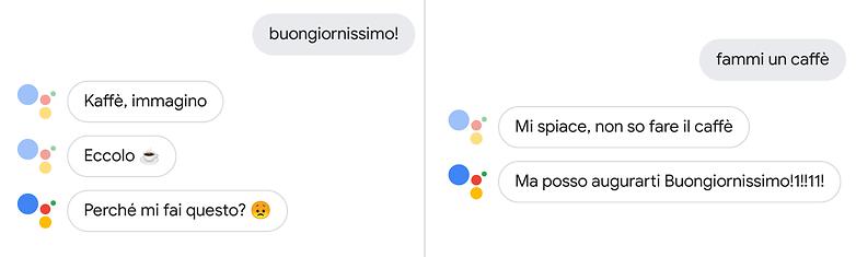 Google assistant buongiorno2