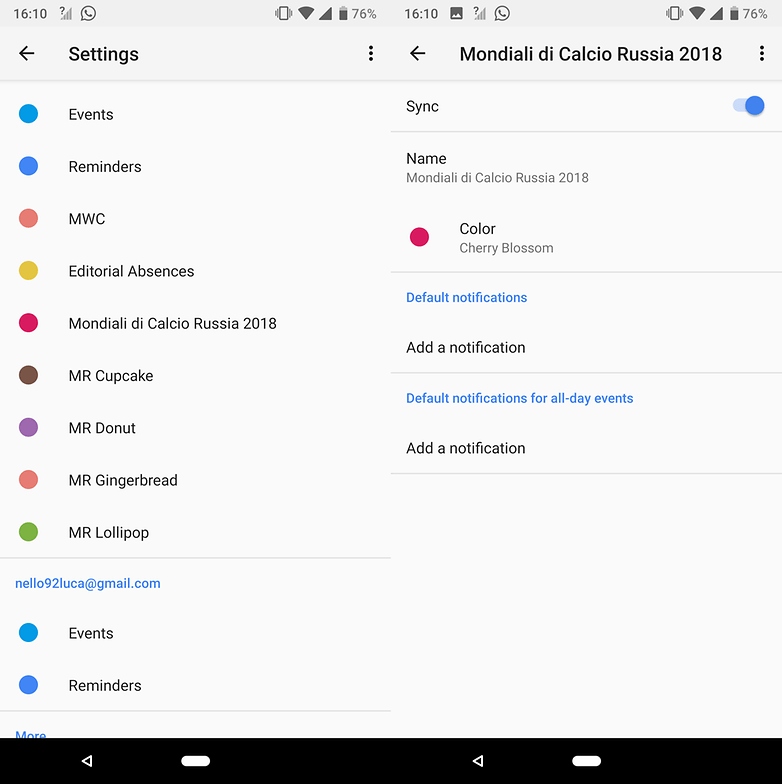 Google calendar russia 2018 1