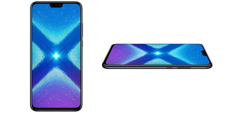 Honor 8X front