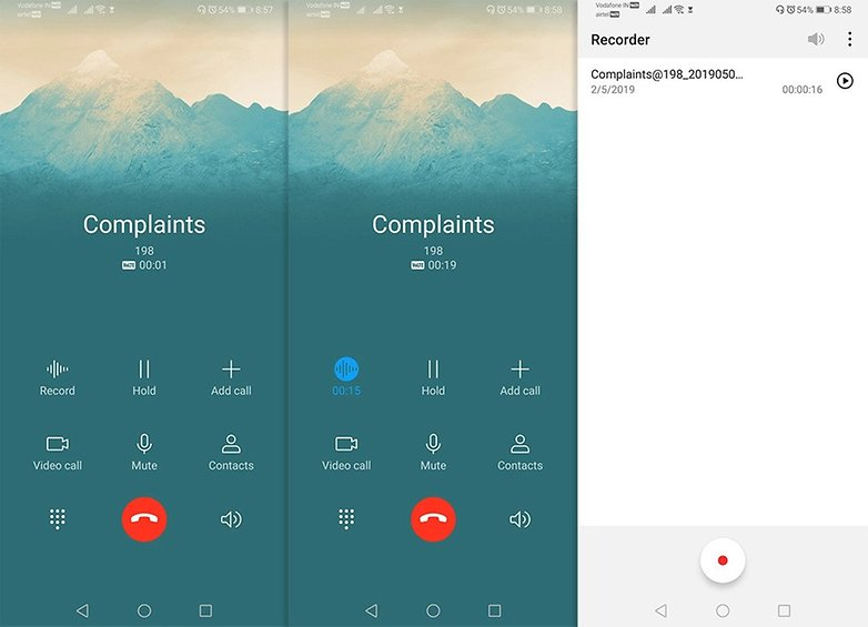 Here's how to record phone calls on Huawei/Honor phones with EMUI 9