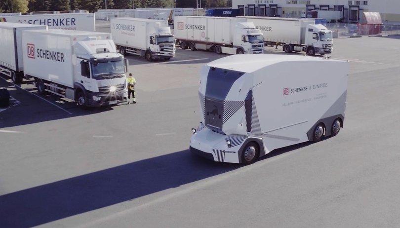 Suède : un camion électrique sans chauffeur testé sur les routes