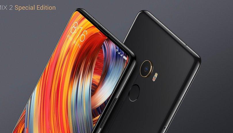 Xiaomi présente son Mi Mix 2 : le smartphone très borderless