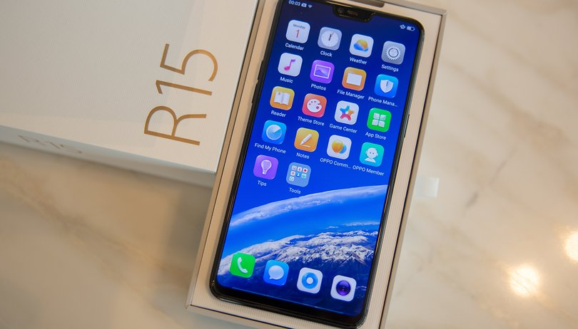 OPPO R15 hands-on: Just how brightly can a mid-range shine