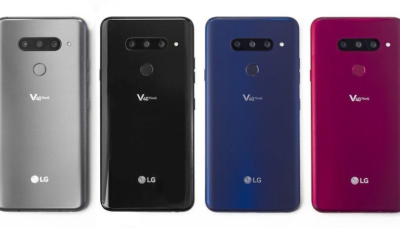 LG V40 ThinQ è il bellissimo flagship che non potete (ancora) avere