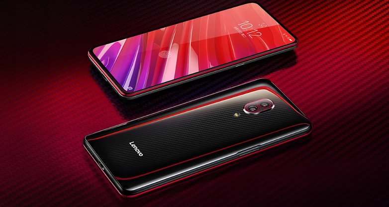 Lenovo Z5 Pro GT 855 featured triangle
