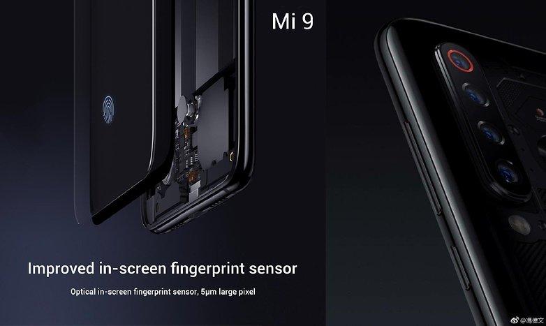 Mi9 scanner camera