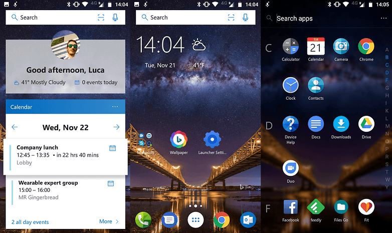 The Best Launchers To Reinvigorate Your Android Smartphone Androidpit