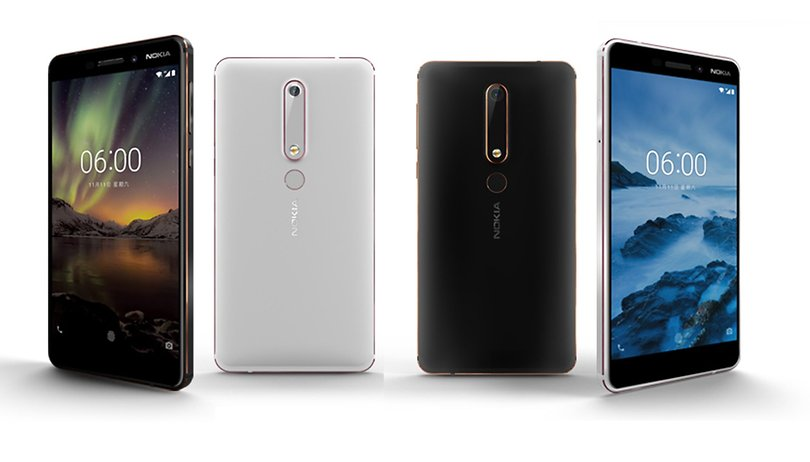 Nokia 6 (2018) è ufficiale in Cina: lo vedremo all'MWC?