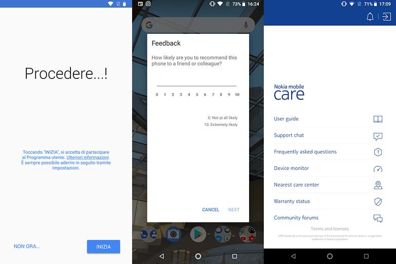 Nokia 7 plus software