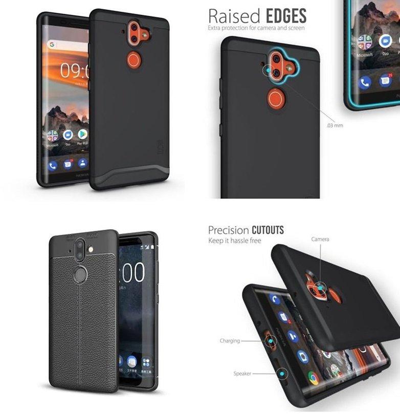 Nokia 9 cases
