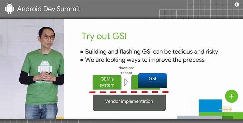 Project Treble Flash GSI