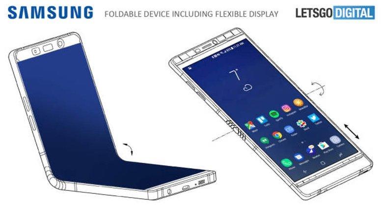 Samsung flexible display mitchell