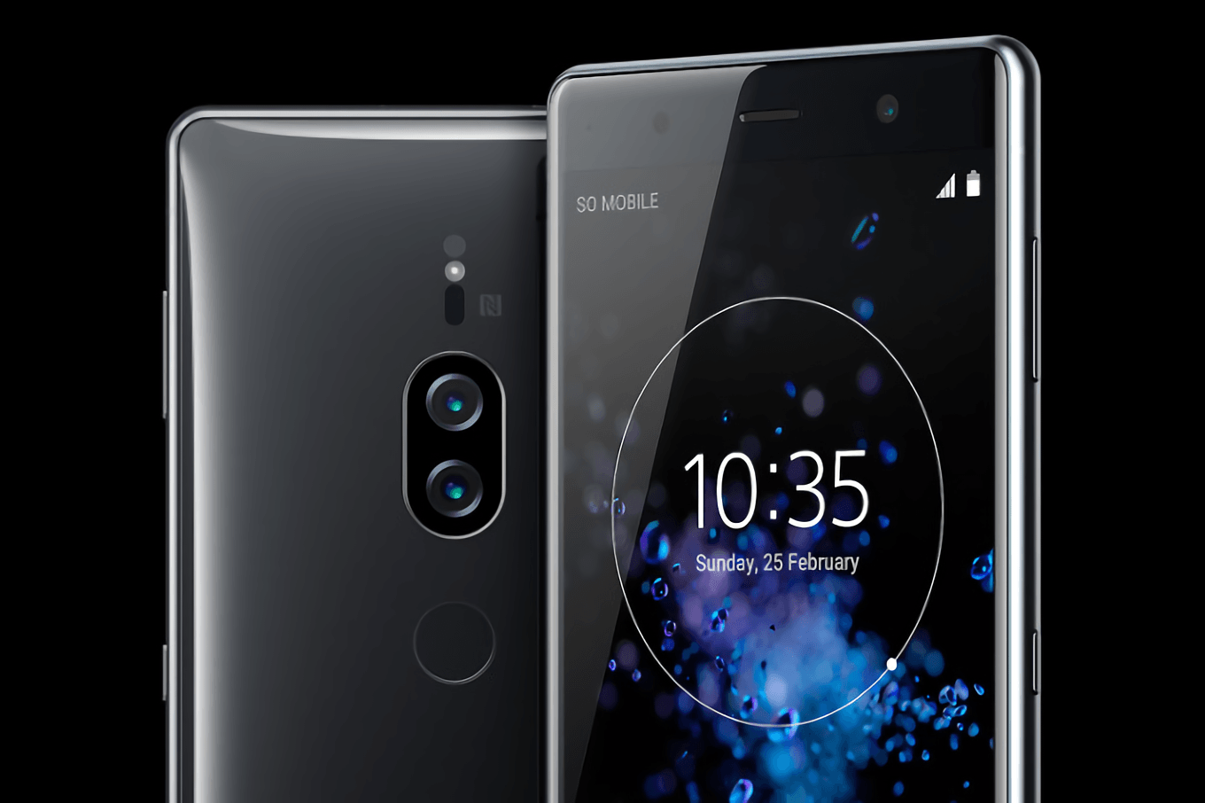 Sony Xz2 Premium Unveiled With Dual Camera 4k Hdr