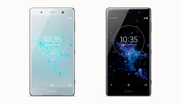Sony xperia xz2 premium display