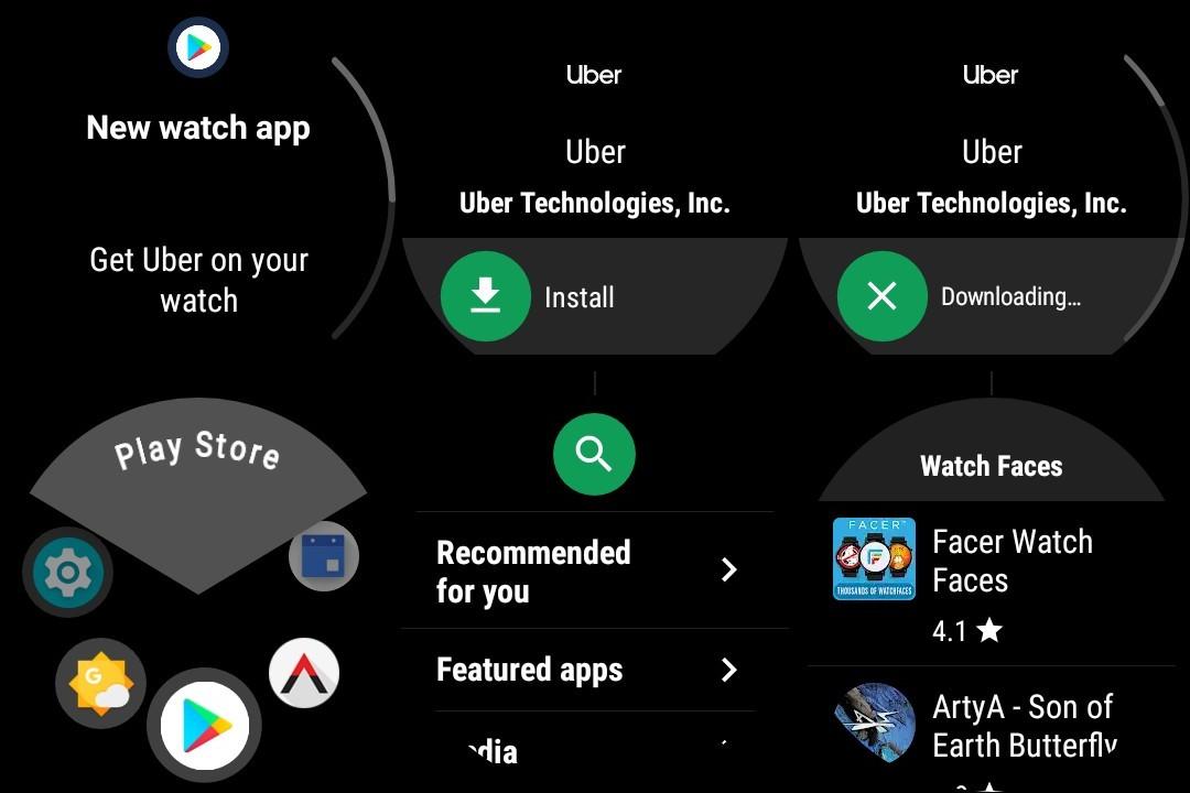 wie installiere ich eine app