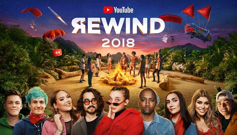 YouTube Rewind 2018 breaks record with most thumbs down