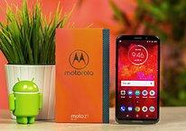 Unboxing Motorola Moto Z3 Play: una confezione ricca di accessori