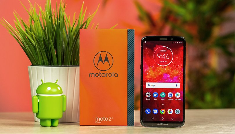 ¡Vídeo Unboxing del Moto Z3 Play!