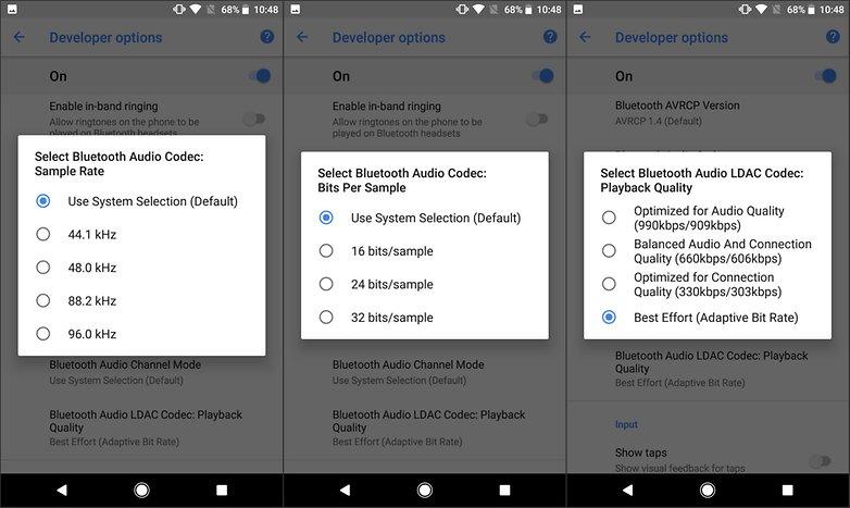 android oreo audio2