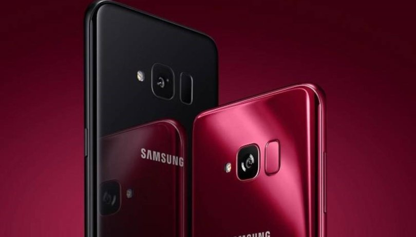 Galaxy S Light Luxury (S8 Lite) è ufficiale in Cina