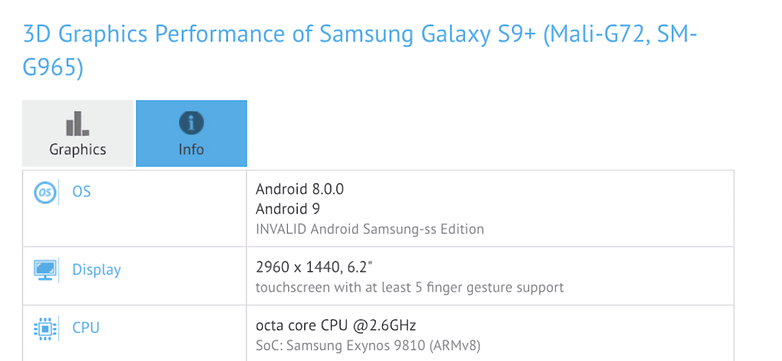 galaxy s9 android 9 pie update