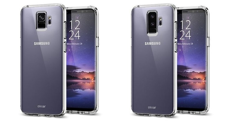 galaxy s9 case renders