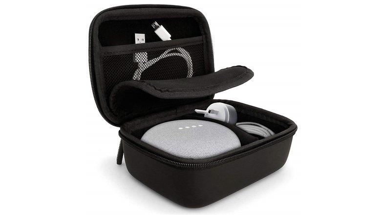 google home mini bag case