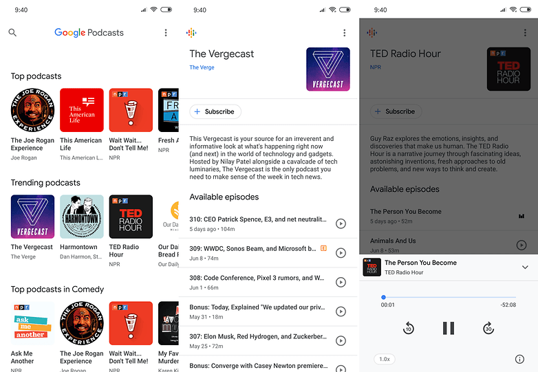 google podcasts2