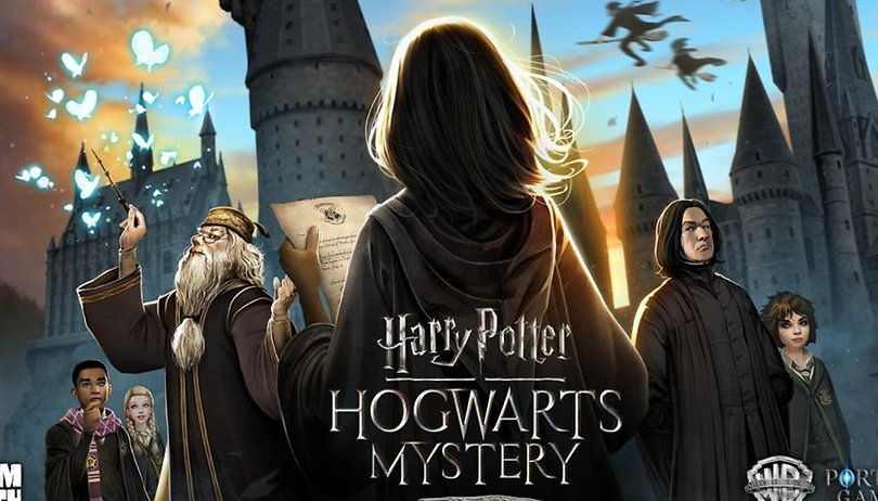 Harry Potter: Hogwarts Mystery disponibile ufficialmente sul Play Store (ecco l'APK)