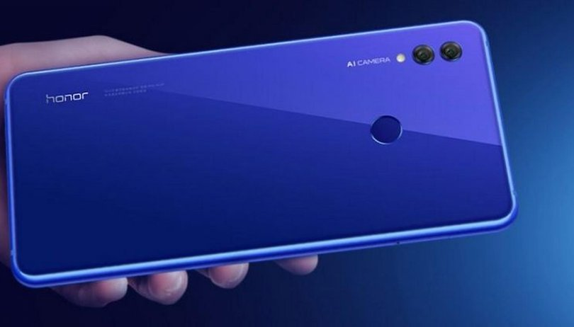 Honor Note 10 unveiled in China: is this the Galaxy killer?