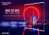 Honor presenterà non 1 ma 2 smartphone il 5 dicembre