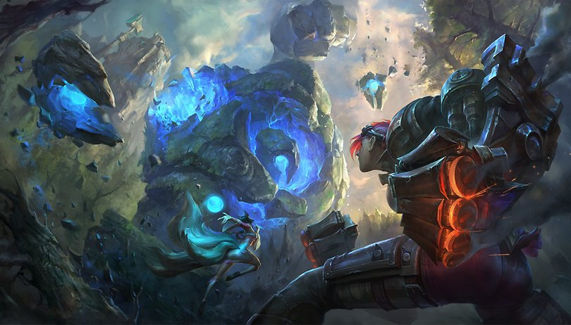 League of Legends mobile bientôt disponible sur Android et iOS !