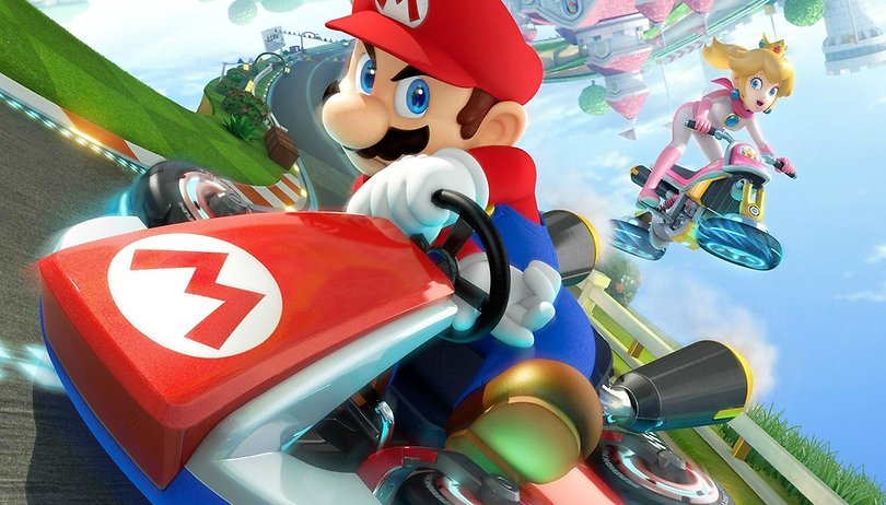 You won't be playing Mario Kart on your phone until the summer